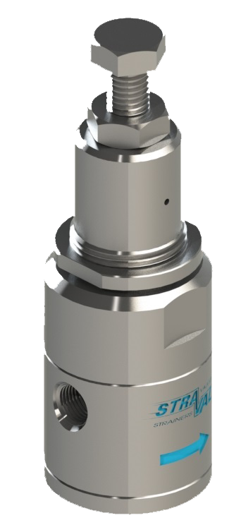 Piston Operated High Pressure Regulator